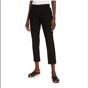 Eileen Fisher Black Legging Style Pant (XS)